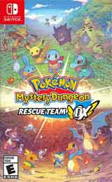 Pokemon Mystery Dungeon: Rescue Team DX