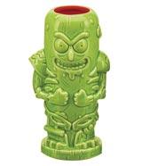 Rick & Morty: Pickle Rick Ceramic Tiki Mug