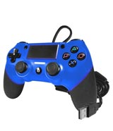 PlayStation 4 Champion Wired USB Controller Blue by TTX