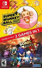Sonic Forces + Super Monkey Ball: Banana Blitz HD Double Pack