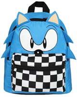 Sonic The Hedgehog 3D Mini Backpack
