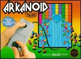 Arkanoid with Controller