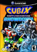 Cubix: Showdown