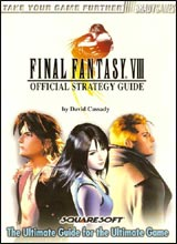 Final Fantasy VIII Official Strategy Guide