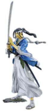 Rurouni Kenshin Series 3 Hajime Saito Mini-Figure