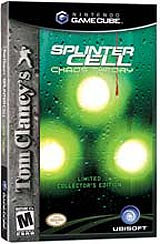 Splinter Cell: Chaos Theory Limited Edition