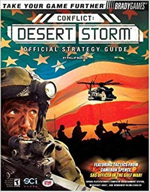 Conflict: Desert Storm BradyGames Official Strategy Guide
