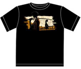 Samurai Champloo Shadow T-Shirt LG