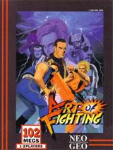 Art of Fighting Neo Geo AES