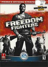 Freedom Fighters Prima's Official Strategy Guide