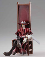 Hellsing: Awaiting Alucard Figure