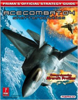 Ace Combat 04: Shattered Skies Official Strategy Guide