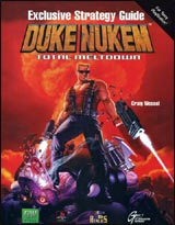 Duke Nukem Total Meltdown Official Strategy Guide Book