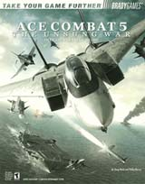 Ace Combat 5: The Unsung War Official Strategy Guide Book