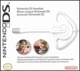 Nintendo DS Headset