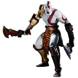 God of War Kratos Series 1 Action Figure