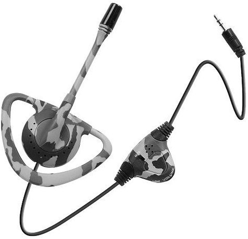 Xbox 360 Urban Camo Headset by Intec