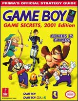 Game Boy Game Secrets, 2001 Edition Guide