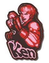 Street Fighter IV Ken Patch