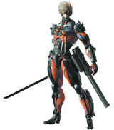 Metal Gear Rising: Revengeance Play Arts Kai Raiden