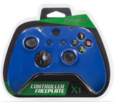 XBox One Controller Faceplate Blue