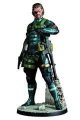 Metal Gear Solid V Snake 1/6 PVC Statue