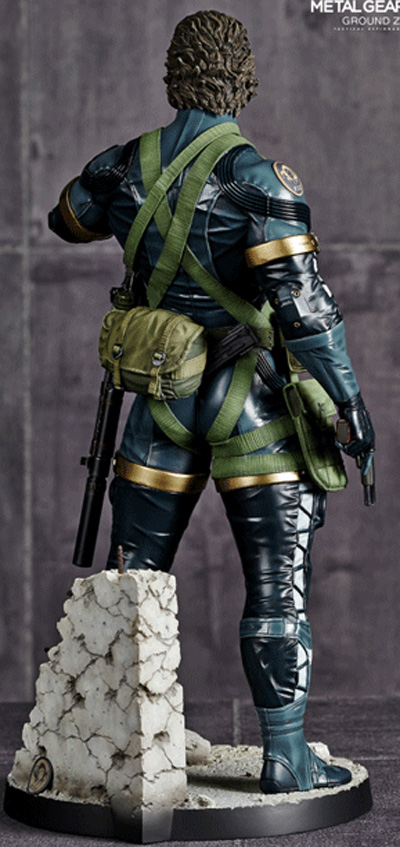 MGS 5 Solid Snake
