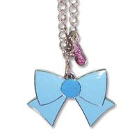 Sailor Moon Ribbon Sailor Mercury Necklace