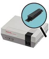 Nintendo NES Repairs: 72-PIN Connector Replacement Service