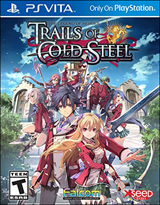 Legend of Heroes: Trails of Cold Steel Lionheart Edition