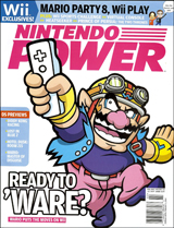 Nintendo Power Volume 212 Warrior: Master of Disguise