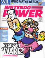 Nintendo Power Volume 212 Warrior: Master of Disguise