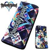 Kingdom Hearts Zip Around Wallet