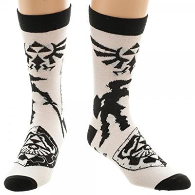 Legend of Zelda All Over Print Crew Socks