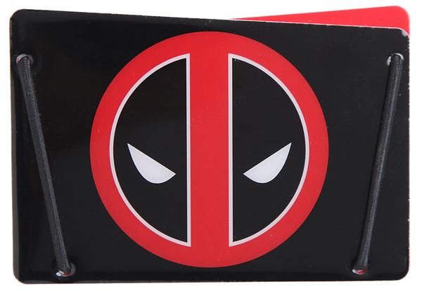 Marvel Deadpool Card Wallet