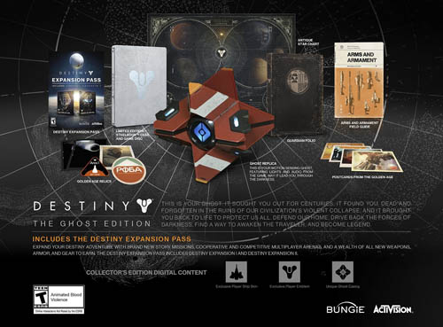 Destiny: Ghost Edition