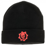 Gears of War Black Cuff Beanie