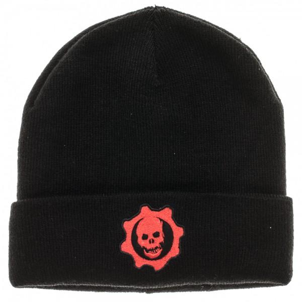 Gears of War Black Cuff Beanie
