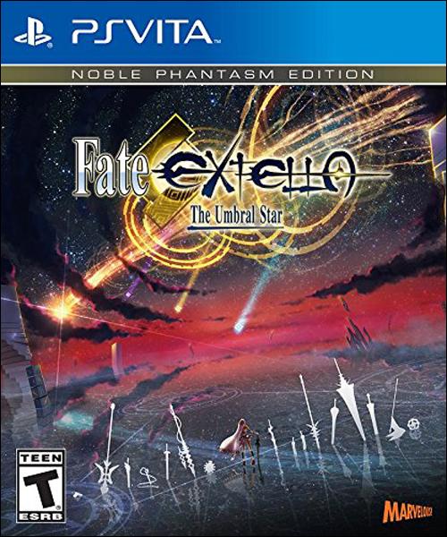 Fate/EXTELLA: The Umbral Star Noble Phantasm Edition