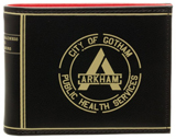 DC Comics Suicide Squad Arkham Bi-Fold Wallet