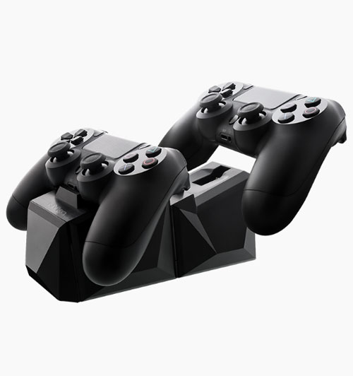 Playstation 4 Charge Block Duo Black