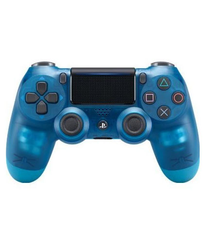PlayStation 4 Dualshock 4 Controller Blue Crystal Sony