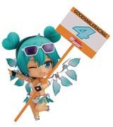 Hatsune Miku GT Project: Racing Miku 2013 Sepang Circuit Nendoroid