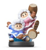 amiibo Ice Climbers Super Smash Bros.