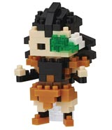 Dragon Ball Z Raditz Nanoblock Set