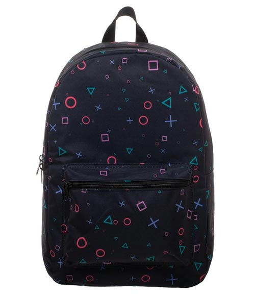 PlayStation All Over Print Sublimated Backpack