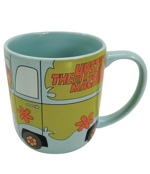 Scooby-Doo Mystery Machine Mug