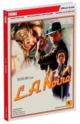 L.A. Noire Prima Official Strategy Guide
