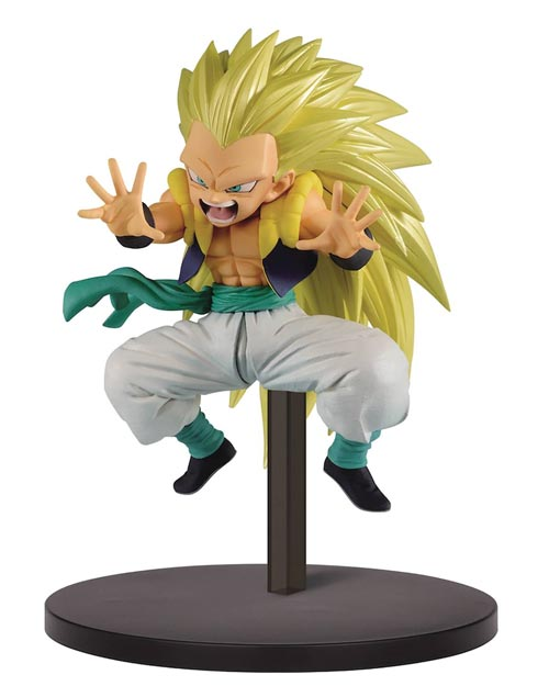 Dragon Ball Super: Chosenshi Retsuden V2 Super Saiyan Gotenks Figure