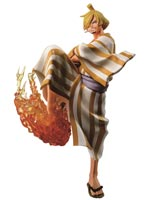 One Piece: Full Force Sangoro Ichiban Figure